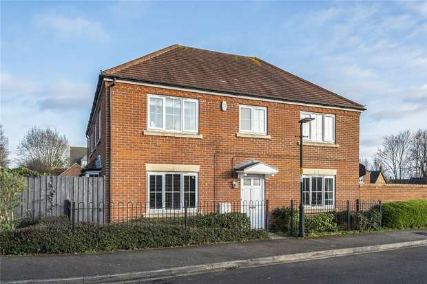 4 Bedrooms Detached House for sale in Butterfield Court, Milton Ernest, Bedford