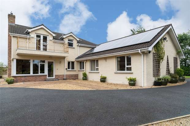 5 Bedrooms Detached House for sale in Tandragee Road, Portadown, Craigavon, County Armagh