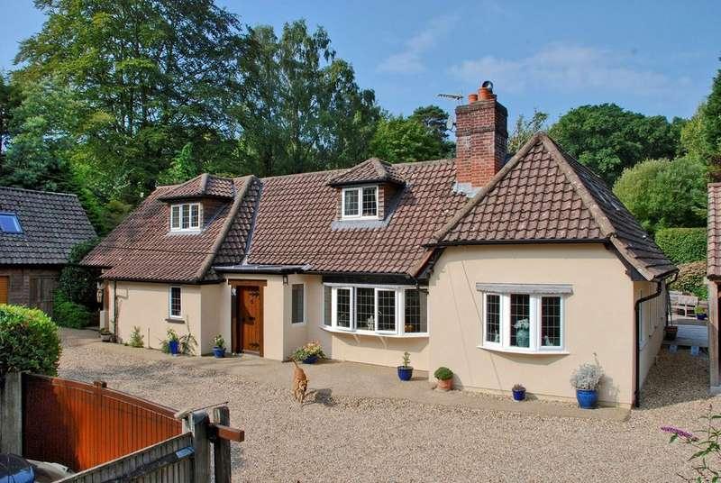 5 Bedrooms Detached House for sale in Boldre Lane, Boldre, Lymington, SO41