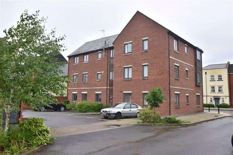 2 Bedrooms Apartment Flat for sale in Typhoon Way, Brockworth, Gloucester, Gloucestershire
