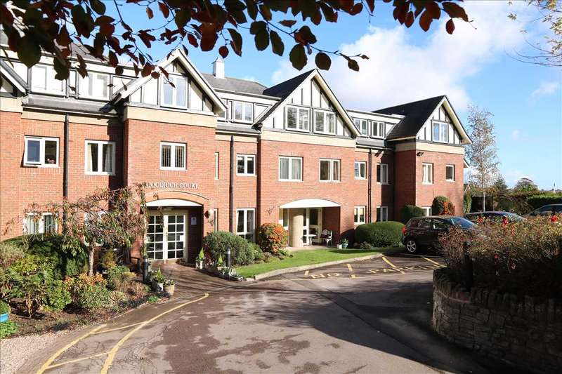 2 Bedrooms Retirement Property for sale in Goodrich Court, Ross on Wye