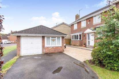 3 Bedrooms Detached House for sale in Tribune Place, Abbeymead, Gloucester, Gloucestershire