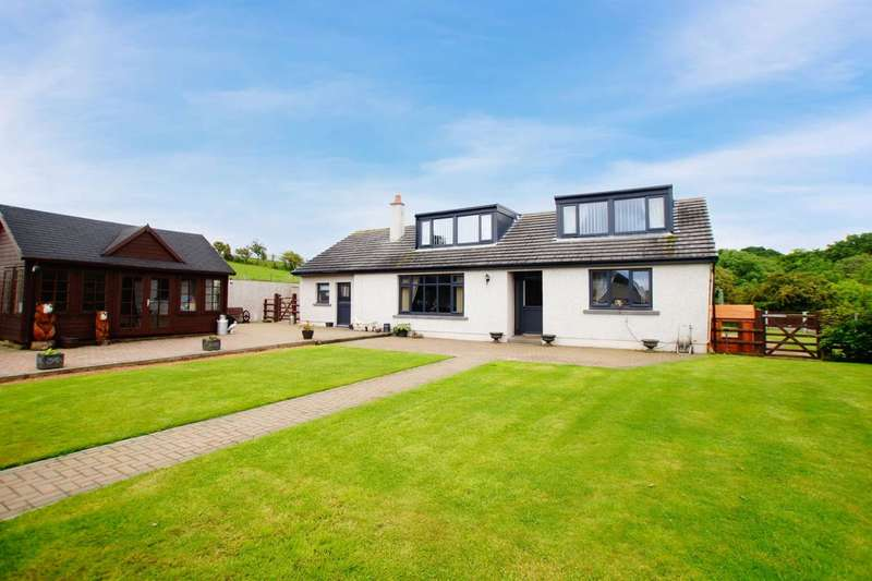 3 Bedrooms Detached Bungalow for sale in Flimby, Maryport, CA15