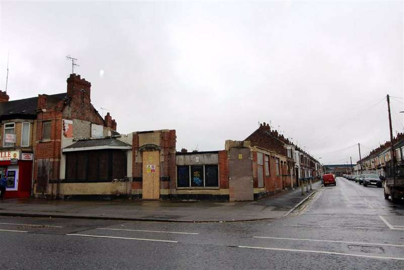 Land Commercial for sale in Hessle Road, Hull