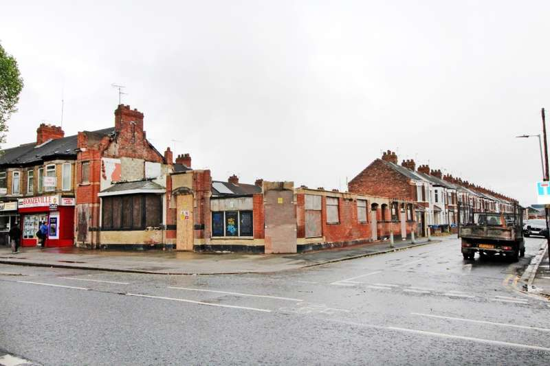 Property for sale in 807-809 Hessle Road, Hull, East Yorkshire