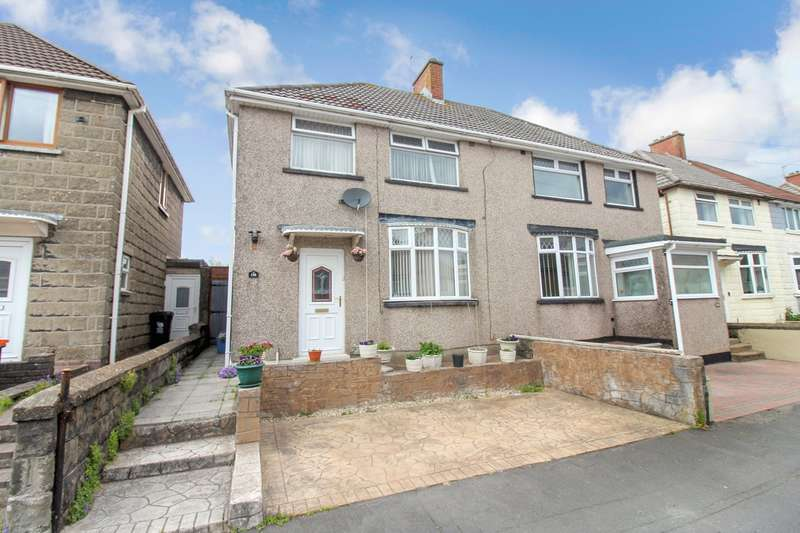 3 Bedrooms Semi Detached House for sale in Gaer Park Drive, Newport, NP20
