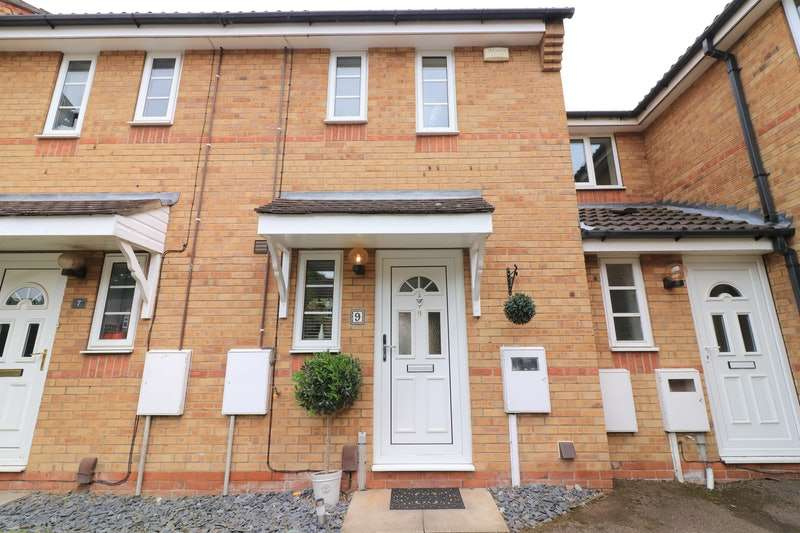 1 Bedroom Terraced House for sale in Furndown Court, Lincoln, Lincolnshire, LN6