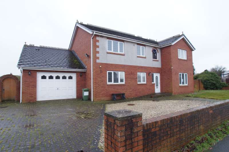 5 Bedrooms Detached House for sale in Abbey Road, Abbeytown, Wigton, CA7