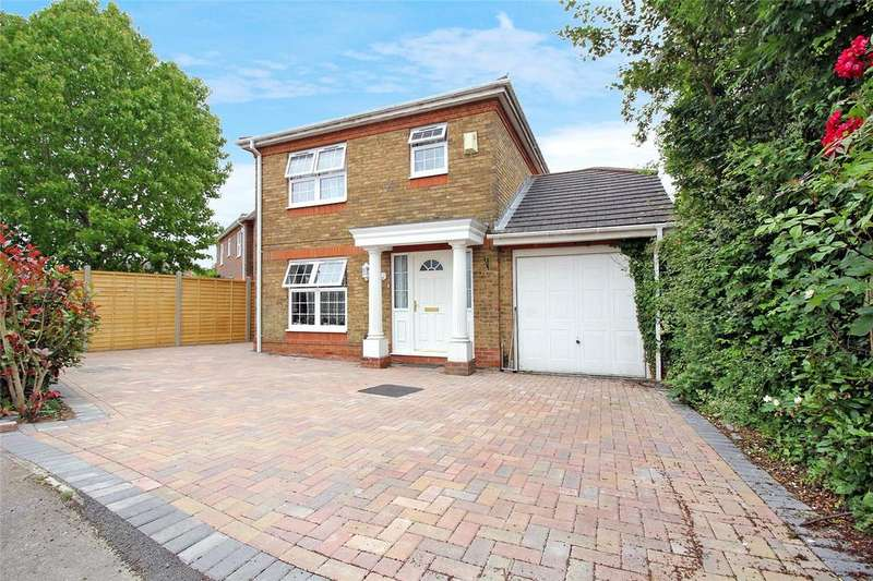 3 Bedrooms Detached House for sale in Pasture Close, Lower Earley, Reading, Berkshire, RG6