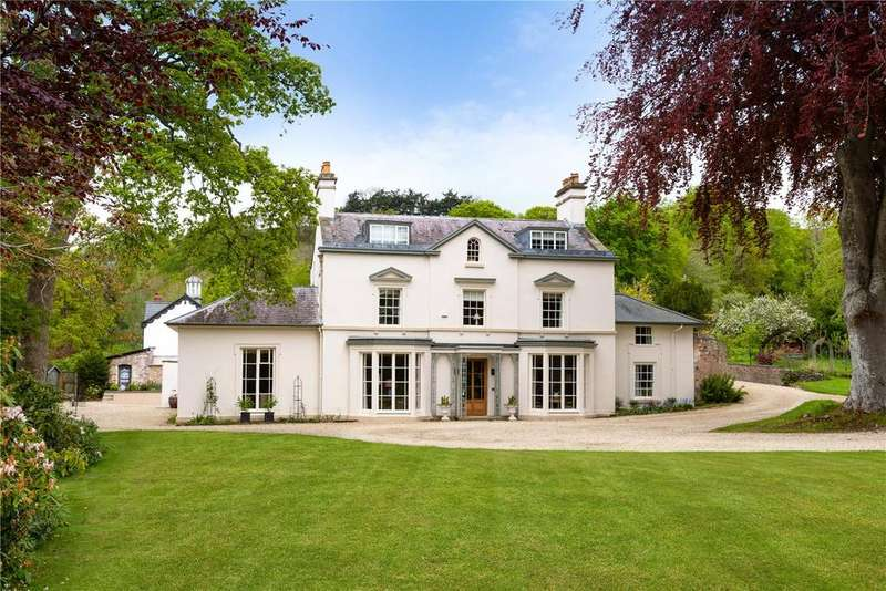 5 Bedrooms Detached House for sale in Milford, Newtown, Powys