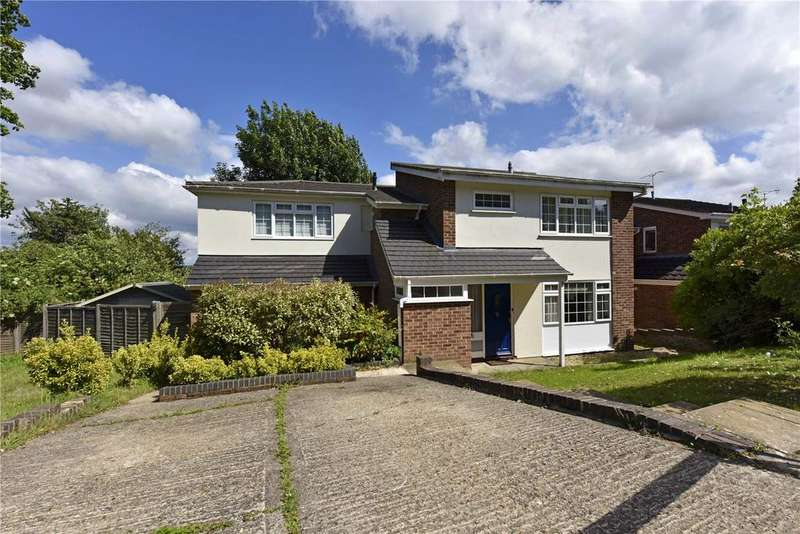 4 Bedrooms Detached House for rent in Barnards Hill, Marlow, Buckinghamshire, SL7