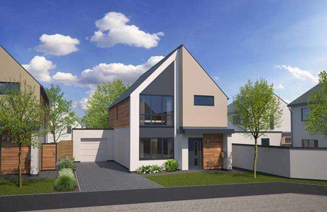 3 Bedrooms Detached House for rent in The Green