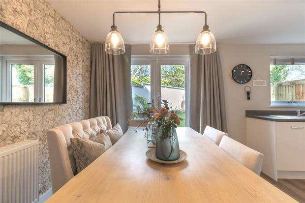 4 Bedrooms Terraced House for sale in St. Clare, Penzance, Cornwall