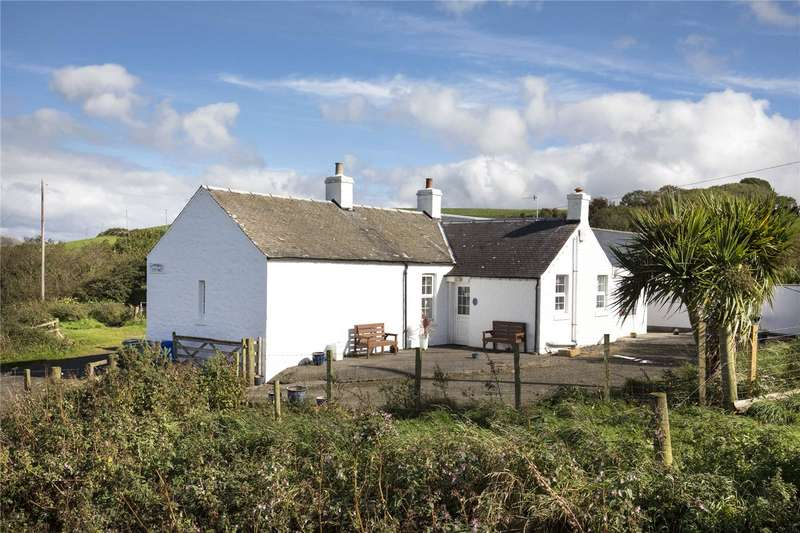 5 Bedrooms Detached House for sale in Langdale Cottages, Ballantrae, Girvan, South Ayrshire, KA26