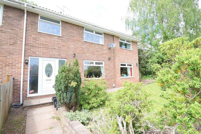 4 Bedrooms End Of Terrace House for sale in Laybourne Close, Pontnewydd, Cwmbran, NP44