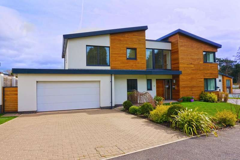5 Bedrooms Detached House for rent in Holland Park, Exeter