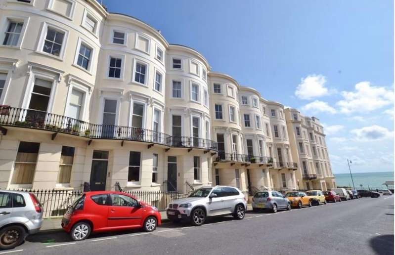 2 Bedrooms Apartment Flat for sale in Eaton Place, Brighton