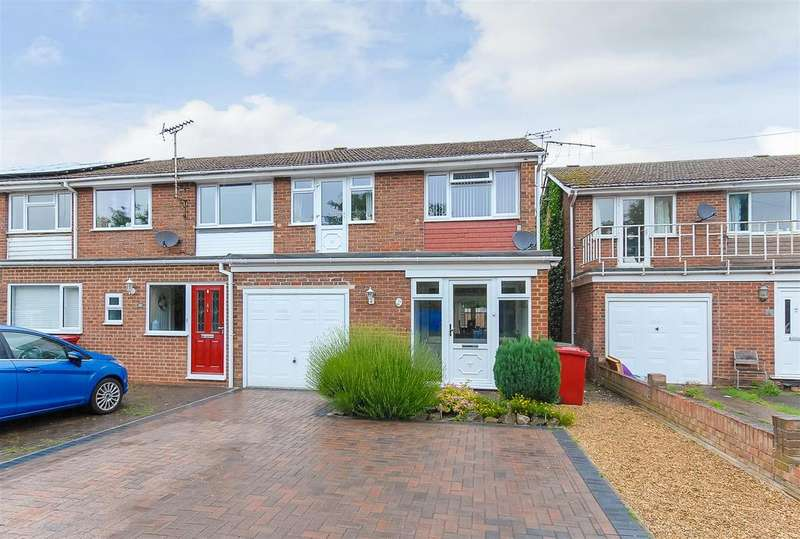 3 Bedrooms Terraced House for sale in Warner Close, Cippenham
