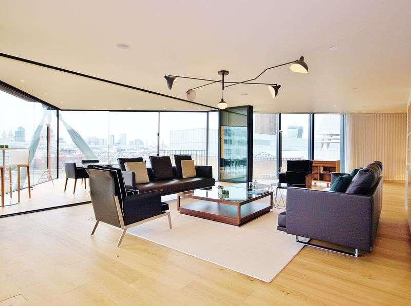 3 Bedrooms Property for sale in Neo Bankside, 50 Holland Street, Bankside
