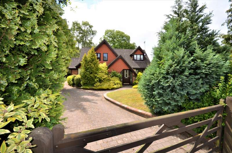 4 Bedrooms Chalet House for sale in Casamia Pinewood Park, Southampton, SO19