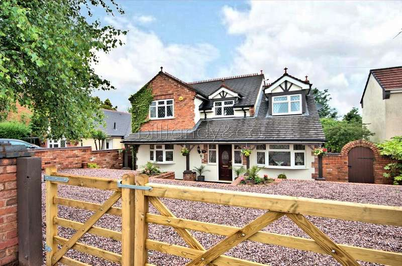 4 Bedrooms Detached House for sale in Watling Street, Brownhills, Walsall, WS8