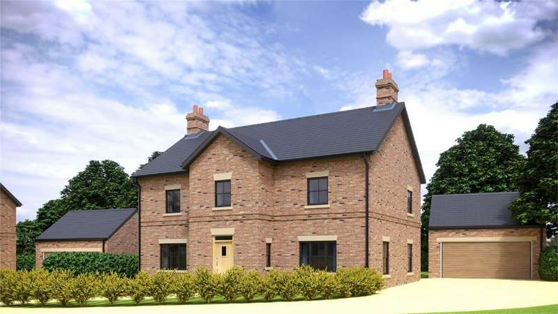 4 Bedrooms Detached House for sale in Eastern Pastures, Main Street, Thorganby, York