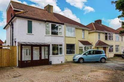 4 Bedrooms Semi Detached House for sale in Grange Avenue, Little Stoke, Bristol