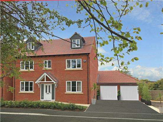5 Bedrooms Detached House for sale in Plot 7 New Dawn View, GLOUCESTER, GL1 5LQ