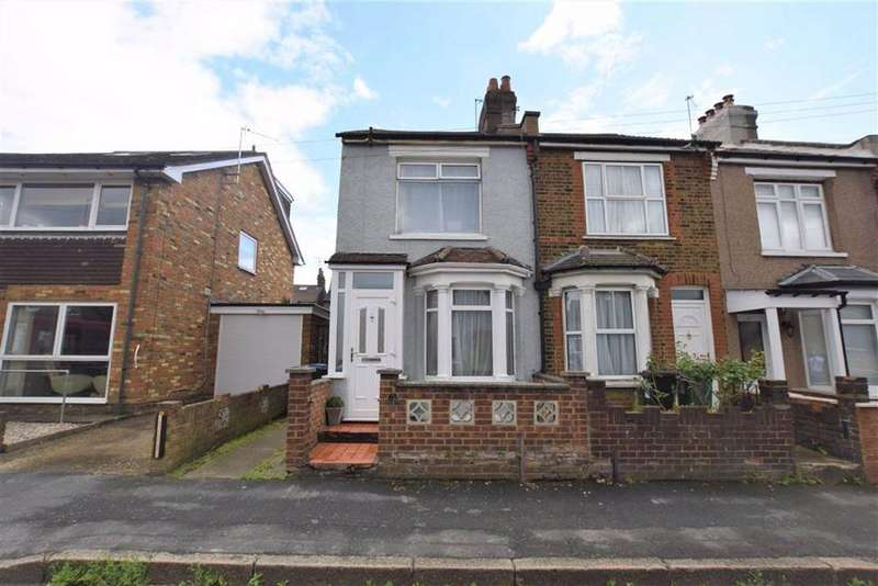 2 Bedrooms End Of Terrace House for sale in Elfrida Road, Watford, Herts