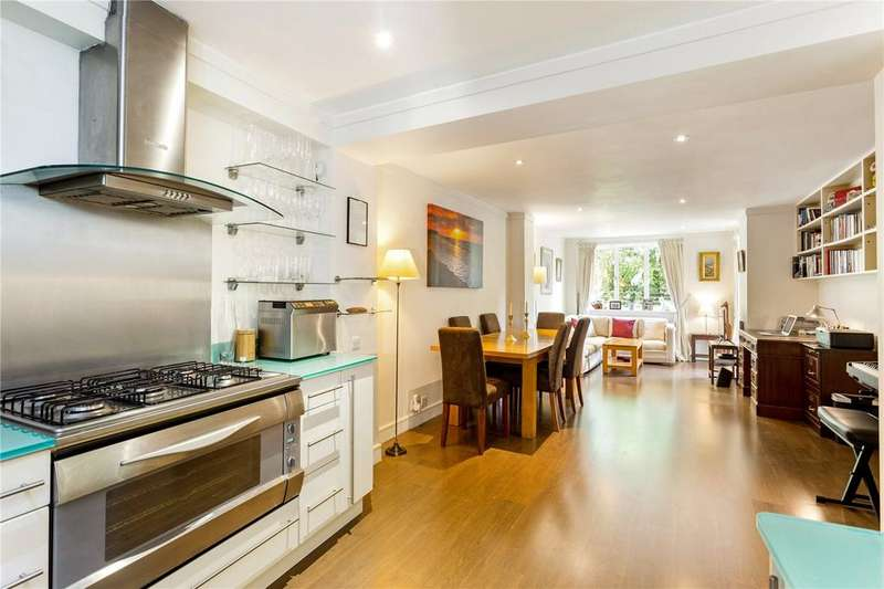 2 Bedrooms Flat for sale in Percy Laurie House, 217 Upper Richmond Road, Putney, London, SW15