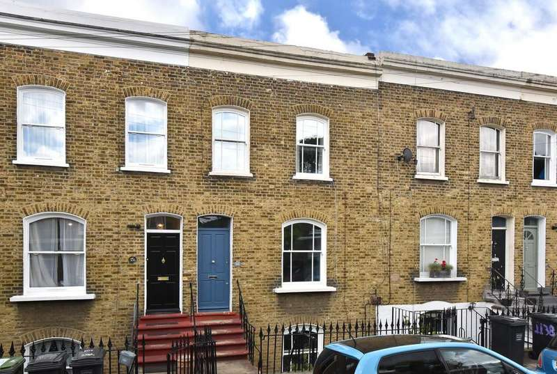 4 Bedrooms Terraced House for sale in Albyn Road SE8