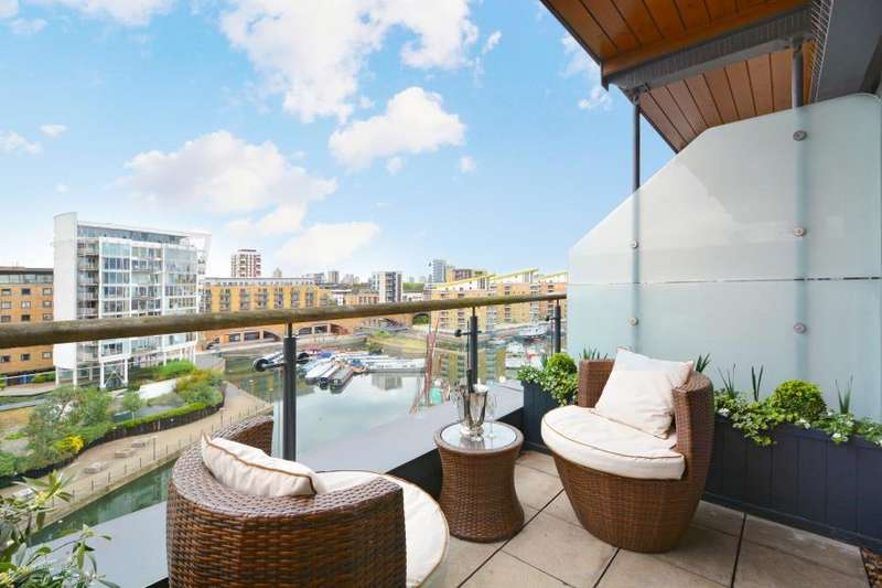 3 Bedrooms Apartment Flat for sale in Medland House Branch Road Limehouse E14