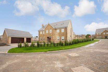 6 Bedrooms Detached House for sale in North Carol Wood, Medburn, Northumberland, Tyne & Wear, NE20