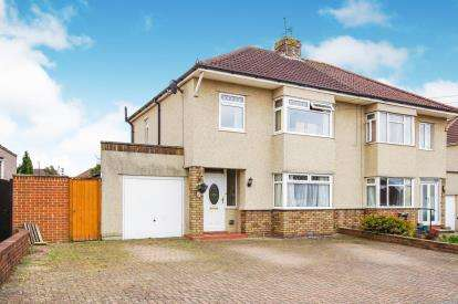 3 Bedrooms Semi Detached House for sale in Springleaze, Mangotsfield, Bristol