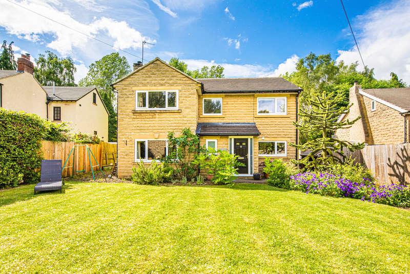 4 Bedrooms Detached House for sale in Warren Carr, Matlock