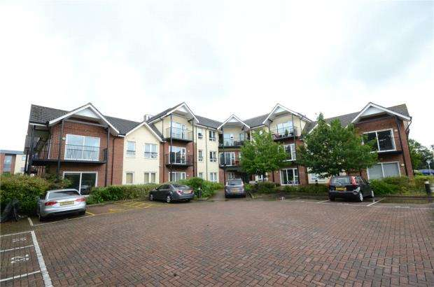 2 Bedrooms Apartment Flat for sale in Merydene Court, London Road, Binfield