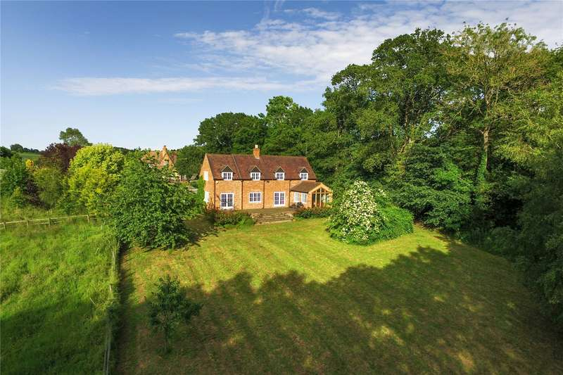 5 Bedrooms Detached House for sale in Cold Harbour, Goring Heath, Oxfordshire, RG8