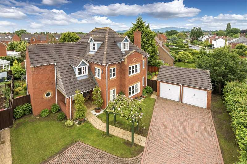 5 Bedrooms Detached House for sale in 37 Dulwich Grange, Bratton, Telford, Shropshire, TF5