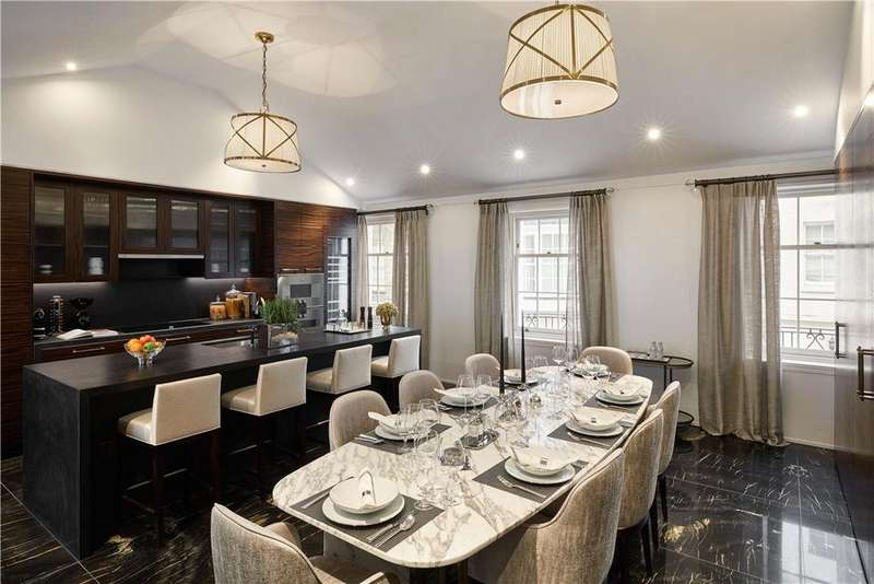 5 Bedrooms Terraced House for sale in Eaton Place, Belgravia, London, SW1X