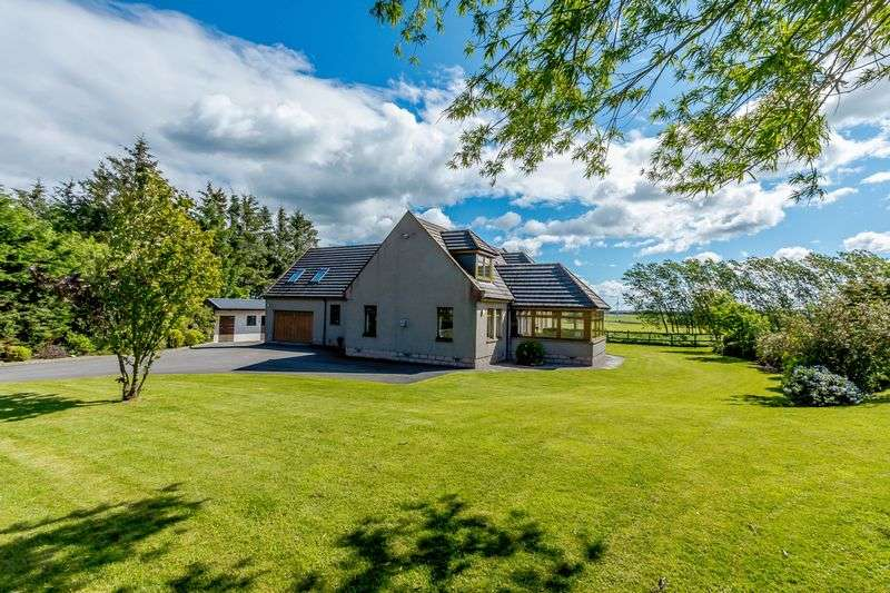 6 Bedrooms Property for sale in New Deer, Turriff