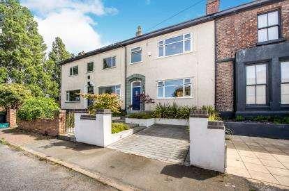 5 Bedrooms Terraced House for sale in Fairholme Road, Crosby, Liverpool, Merseyside, L23