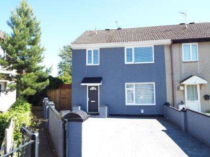 3 Bedrooms Semi Detached House for sale in Cunningham Road, Widnes, Cheshire, WA8