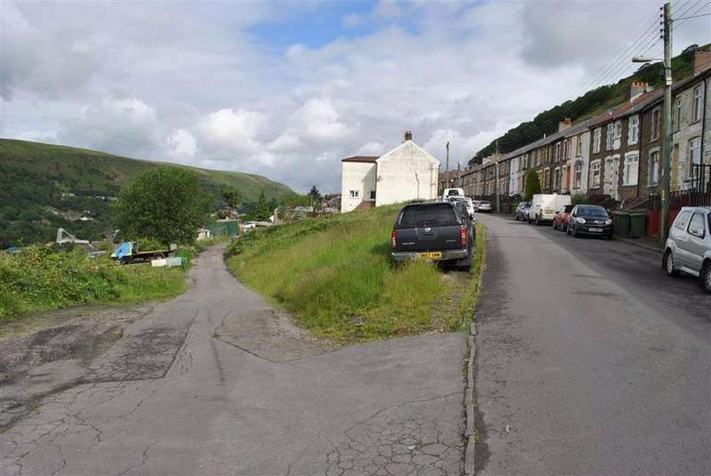 2 Bedrooms Land Commercial for sale in Land With Outline Planning, New Tredegar