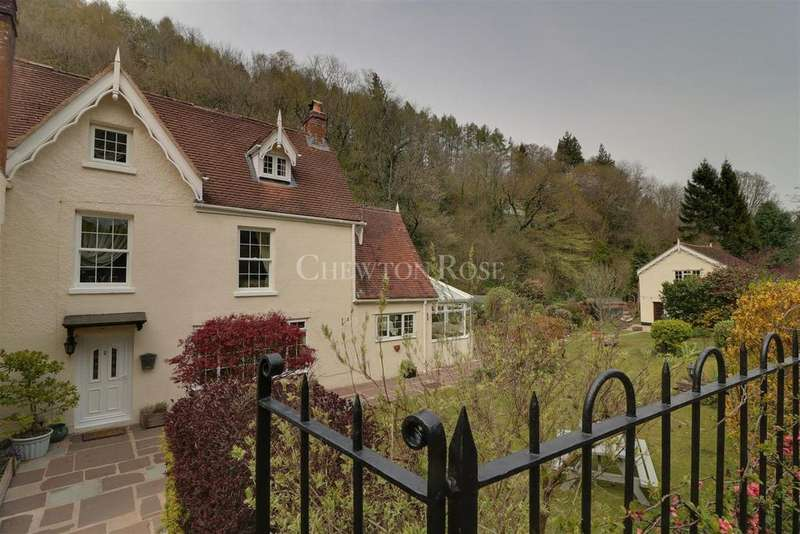 3 Bedrooms Semi Detached House for sale in Tintern, Chepstow