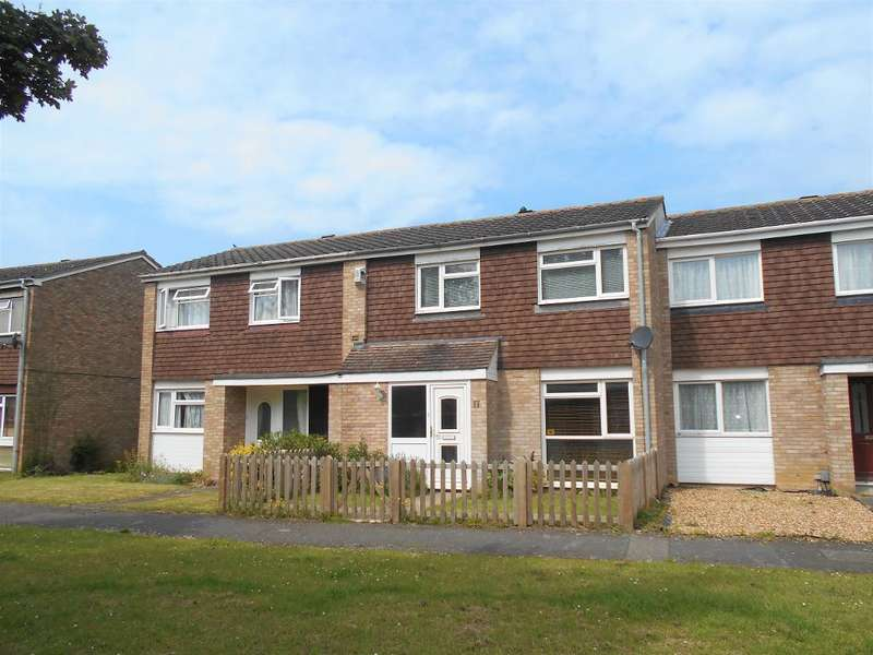 2 Bedrooms Terraced House for sale in Atholl Walk, Bedford, Bedfordshire, MK41 0BG