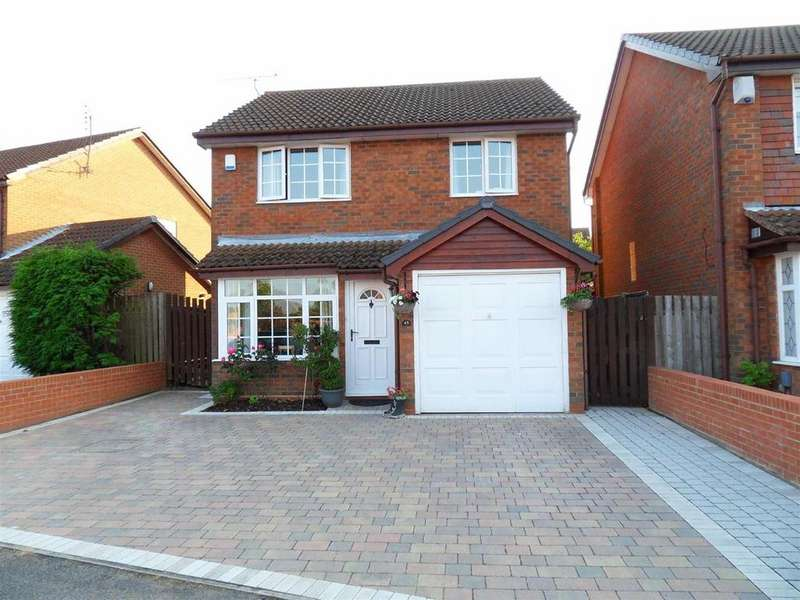 3 Bedrooms Detached House for rent in Barton Hills