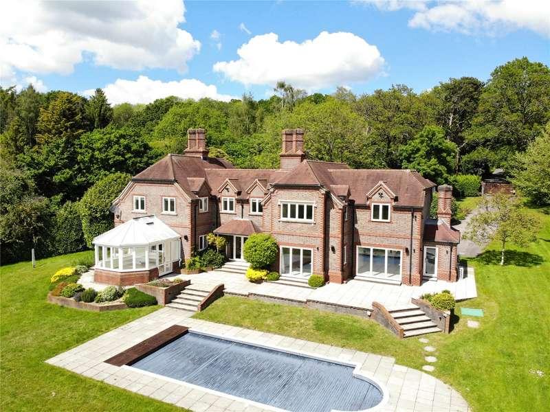 5 Bedrooms Property for sale in Upper Basildon, Reading, Berkshire