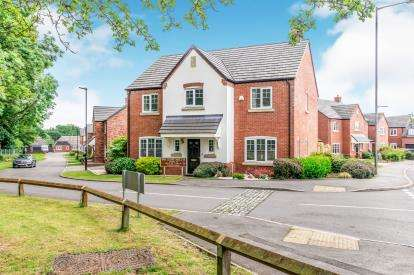 5 Bedrooms Detached House for sale in Par Court, Sanstone Road, Walsall, West Midlands