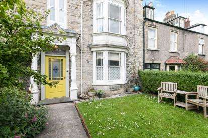 4 Bedrooms Terraced House for sale in Vale Street, Denbigh, Denbighshire, North Wales, LL16
