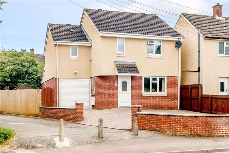 4 Bedrooms Detached House for sale in Thornwell Road, Chepstow, Monmouthshire